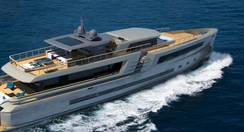 Limited Edition: 3800 Lounge by Couach Yachts