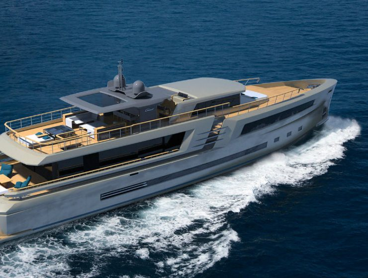 Limited Edition: 3800 Lounge by Couach Yachts Couach Yachts Limited Edition: 3800 Lounge by Couach Yachts Limited Edition 3800 Lounge by Couach Yachts 740x560