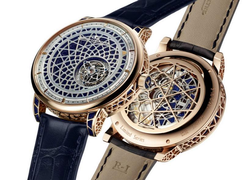 Luxury Watches: New Jaeger-LeCoultre Hybris Artistica Mystérieuse