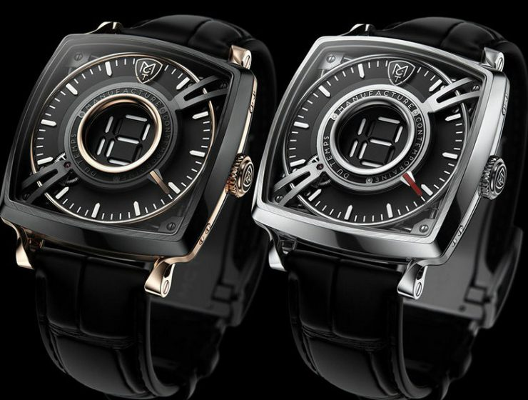luxury watches Luxury Watches: The MCT Dodekal One D110 Luxury Watches The MCT Dodekal One D110 4 740x560