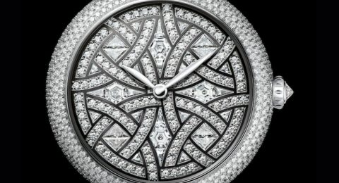 Baselworld: Chanel Reveals Mademoiselle Prive Watch