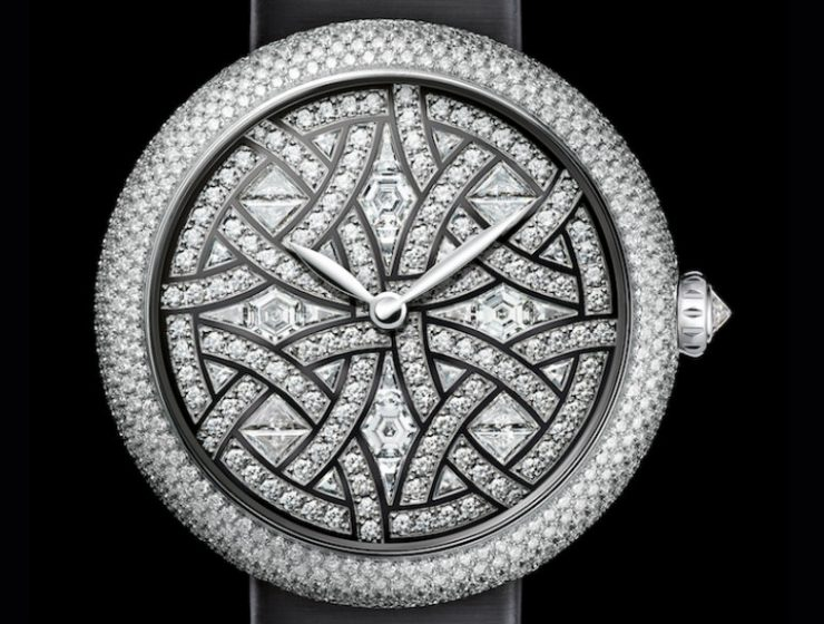 mademoiselle prive watch Baselworld: Chanel Reveals Mademoiselle Prive Watch mademoiselle pr 740x560