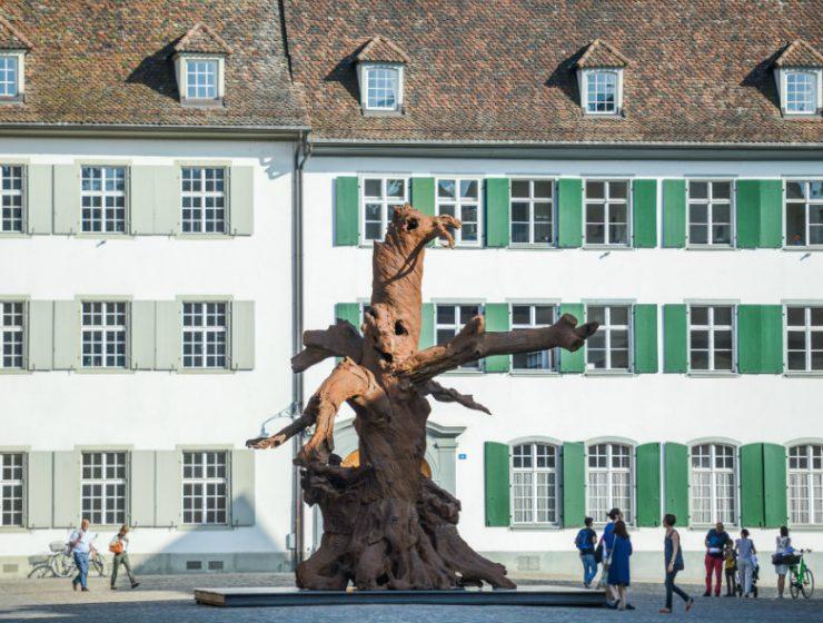 Art Basel Art Basel | Basel 2017: Highlights Art Basel Basel 2017 Highlights 740x560