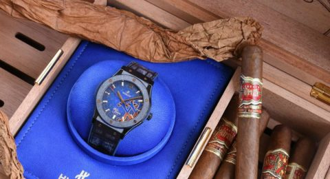 fuente cigars Fuente Cigars Celebrates 20 years with Hublot's Special Edition Fuente Cigars Celebrates 20 years with Hublots Special Edition 480x260