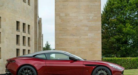 Luxury Cars: Aston Martin Henley Regatta DB11