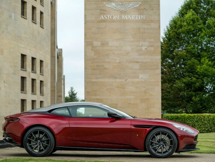 Aston Martin Henley Regatta DB11 Luxury Cars: Aston Martin Henley Regatta DB11 Luxury Cars Aston Martin Henley Regatta DB11 740x560
