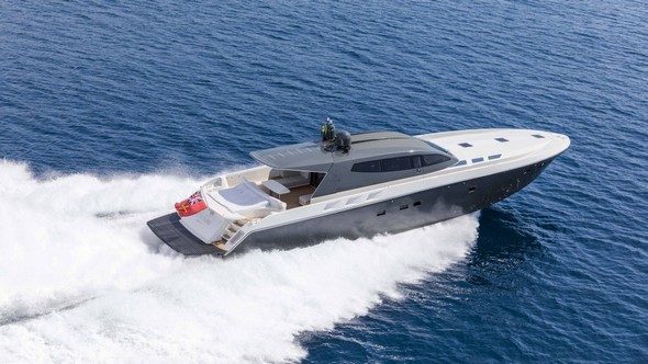 Millennium 80 Mystere Luxury Yachts: New Millennium 80 Mystere from Otam Yachts Luxury Yachts New Millennium 80 Mystere from Otam Yachts 2