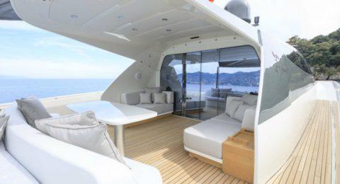 Luxury Yachts: New Millennium 80 Mystere from Otam Yachts