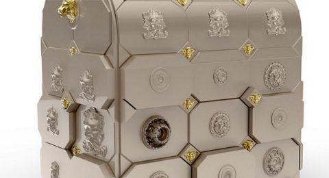 dior à versailles Most Expensive Jewellery: Côté Jardins by Dior à Versailles MAHARAJA 05 480x260