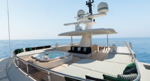 Most Expensive Boats: Gio Chi Thè Superyacht