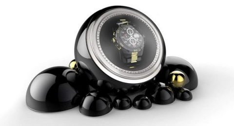 watch winders Most Expensive: Magical Watch Winders by Vulcan Innova cloud3 e1500398142824 480x260