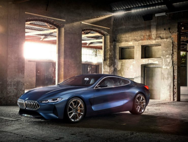 bmw 8-series concep Most Expensive Cars: BMW 8-Series Concept BMW 8 Series Concept 18 1 740x560
