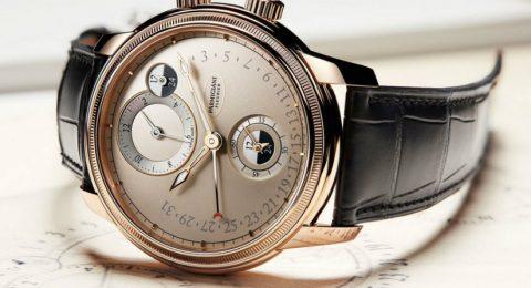 Luxury Watches: New Parmigiani Toric Hemispheres Retrograde