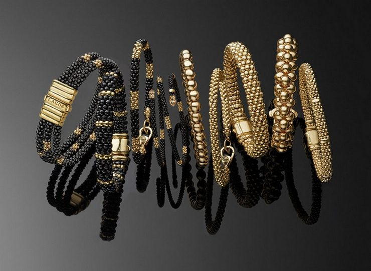 Most Expensive Jewels Caviar Gold Collection from Lagos