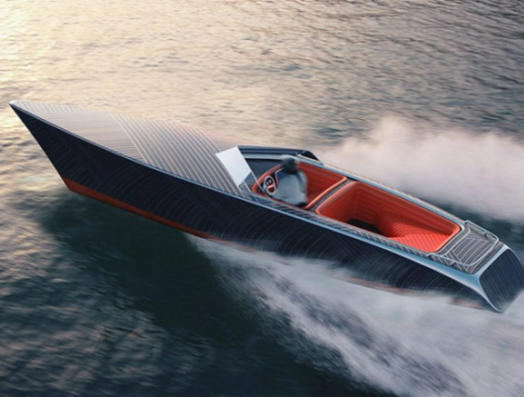 zebra boat Limited Edition: Get to Know the Zebra Boat by Dimitri Bez Zebra Boat by Dimitri Bez 2 740x560
