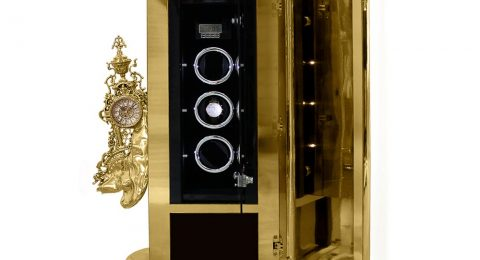 mosaïque by barbier-mueller Luxury Watches: Be Amazed by the Mosaïque by Barbier-Mueller dali watchwinder 03 480x260