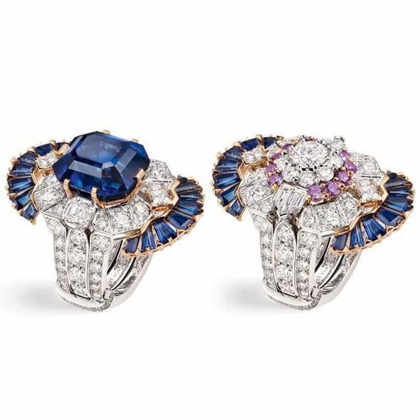 Le Secret Jewelry Collection Le Secret Jewelry Collection by Van Cleef & Arpels Le Secret Jewelry Collection by Van Cleef Arpels 2
