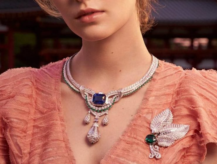 Le Secret Jewelry Collection Le Secret Jewelry Collection by Van Cleef & Arpels Le Secret Jewelry Collection by Van Cleef Arpels 740x560
