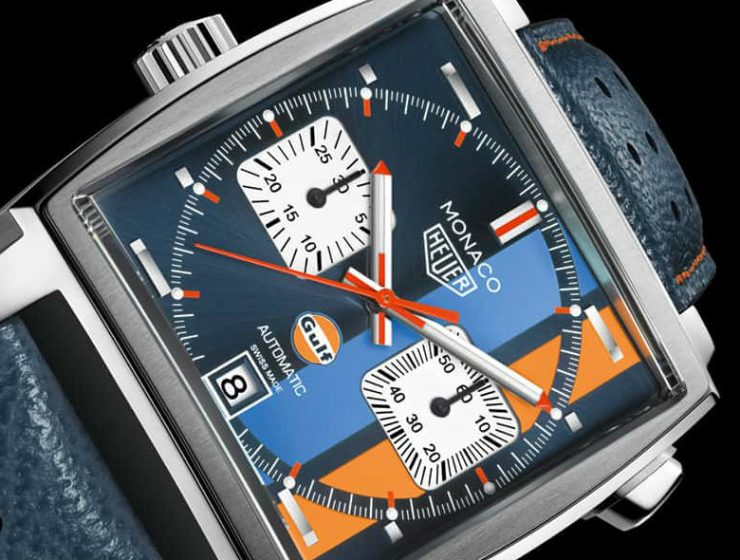 Luxury Watches Remember Steve McQueen with TAG Heuer Monaco (5)
