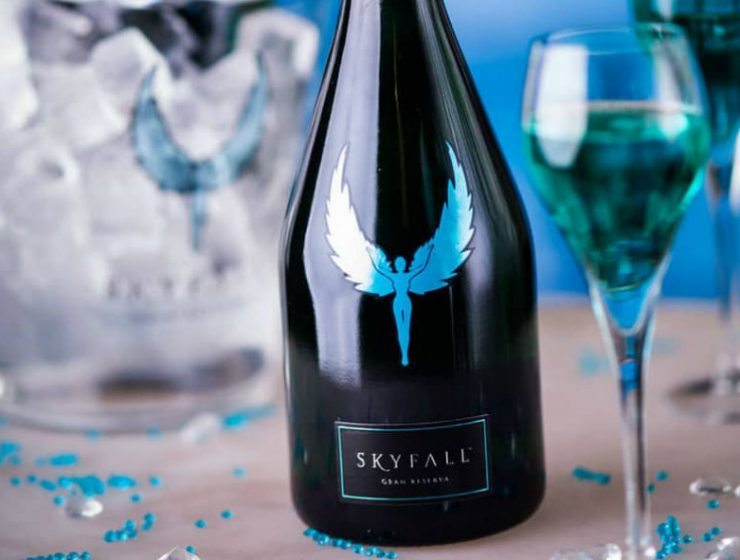Most Expensive Wines Skyfall Gran Reserva Sparkling Wine Most Expensive Wines Most Expensive Wines: Skyfall Gran Reserva Sparkling Wine Most Expensive Wines Skyfall Gran Reserva Sparkling Wine 740x560