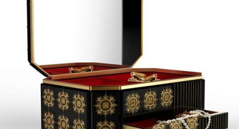Where to Store Jewels Boucheron Serpent Bohèmet Collection Splendid New Edition of Boucheron Serpent Bohèmet Collection Where to Store Jewels 4 480x260