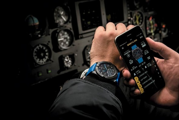 Smartwatches 2017 The Most Expensive Smartwatches 2017 5