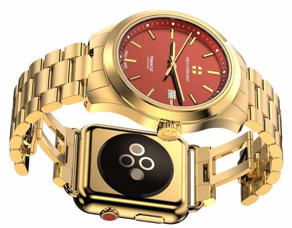 Smartwatches 2017 The Most Expensive Smartwatches 2017 9