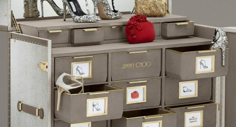 Limited Edition Shoe Cabinet  Discover Jimmy Choo Memento Trunk Jimmy Choo Memento Trunk Limited Edition Shoe Cabinet:  Discover Jimmy Choo Memento Trunk Limited Edition Shoe Cabinet Discover Jimmy Choo Memento Trunk 480x260