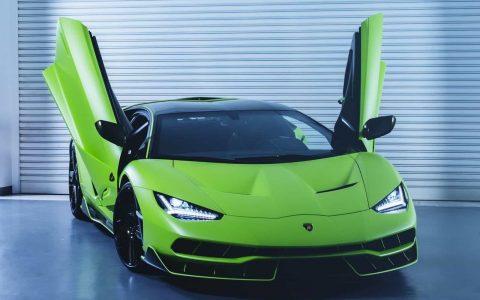 Lamborghini Centenario Luxury Cars: Fall in Love with Verde Bronte Lamborghini Centenario Luxury Cars Fall in Love with Verde Bronte Lamborghini Centenario 480x300