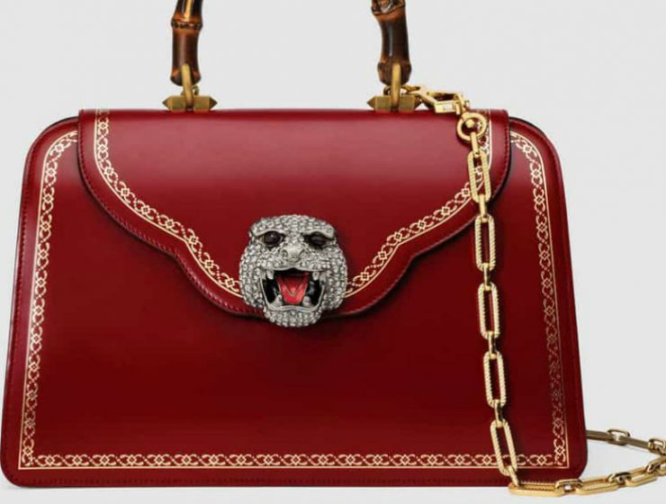 Luxury Goods Gucci's Juvenilia Bag Honors Jane Austen (1)