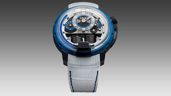 Luxury Watches Get Your HYT Limited-Edition (1)