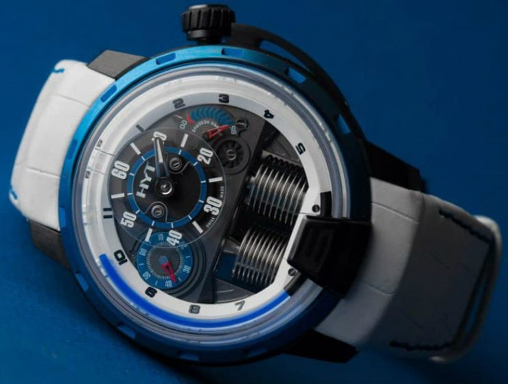 Luxury Watches Get Your HYT Limited-Edition (1) HYT Limited-Edition Luxury Watches: Get Your HYT Limited-Edition Luxury Watches Get Your HYT Limited Edition 740x560