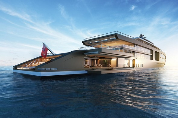 Luxury Yachts Luxury Yachts: Sinot Releases Jaw-Dropping Project Called Nature Luxury Yachts Sinot Releases Jaw Dropping Project Called Nature 9