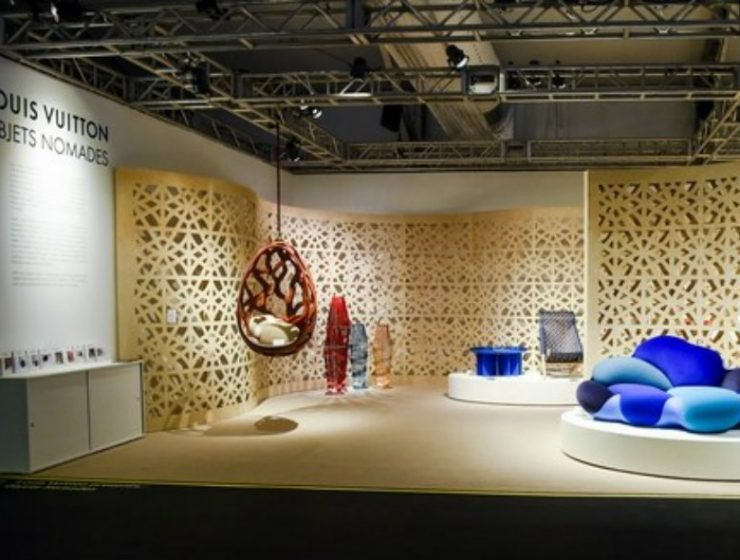 3 Best Stands at Design Miami 2017 design miami Best Stands at Design Miami 2017 3 Best Stands at Design Miami 2017 740x560