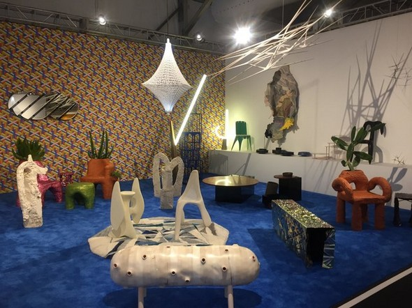 design miami Best Stands at Design Miami 2017 Best Stands at Design Miami 2017 10