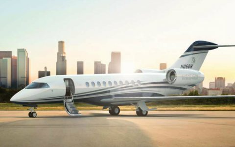 Fly in Citation Hemisphere Largest-ever Corporate Jet