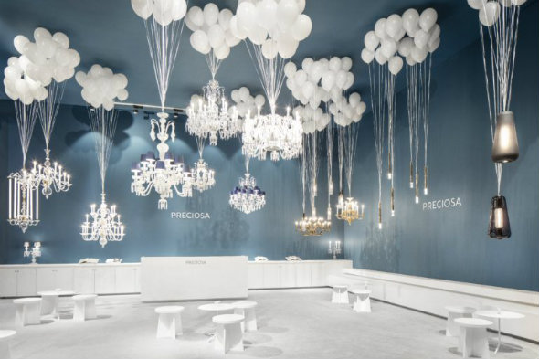 Best Design Pieces Presented at Maison et Objet by CovetED Magazine maison et objet Best Design Pieces Presented at Maison et Objet by CovetED Magazine The Bohemian Crystals of Preciosa Lighting Shined at Maison et Objet 3