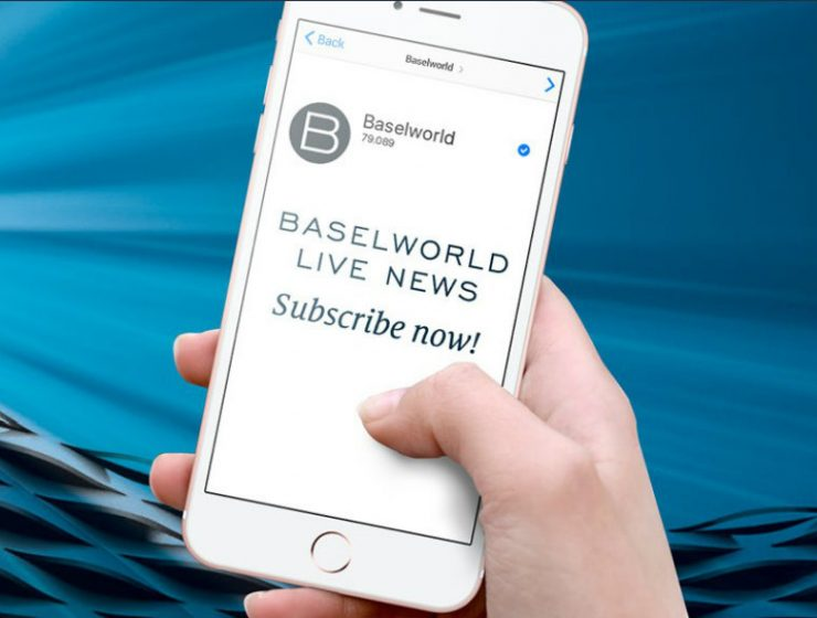 baselworld 2018 How to Receive Baselworld 2018 News How to Receive Baselworld 2018 News 1 2 740x560