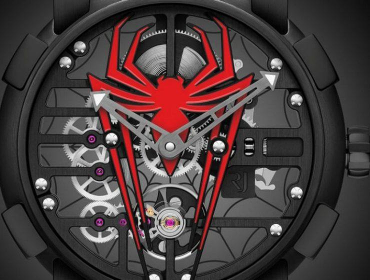 Incredible RJ-Romain Jerome Spider Man Watch