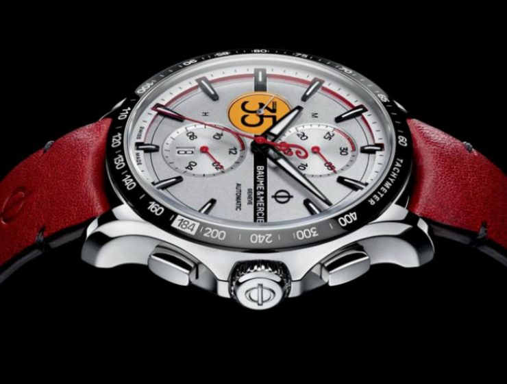Limited Edition Watch Baume Mercier's Clifton Club Burt Munro  Baume and Mercier Limited Edition Watch: Baume and Mercier's Clifton Club Burt Munro  Limited Edition Watch Baume Mercier   s Clifton Club Burt Munro  740x560