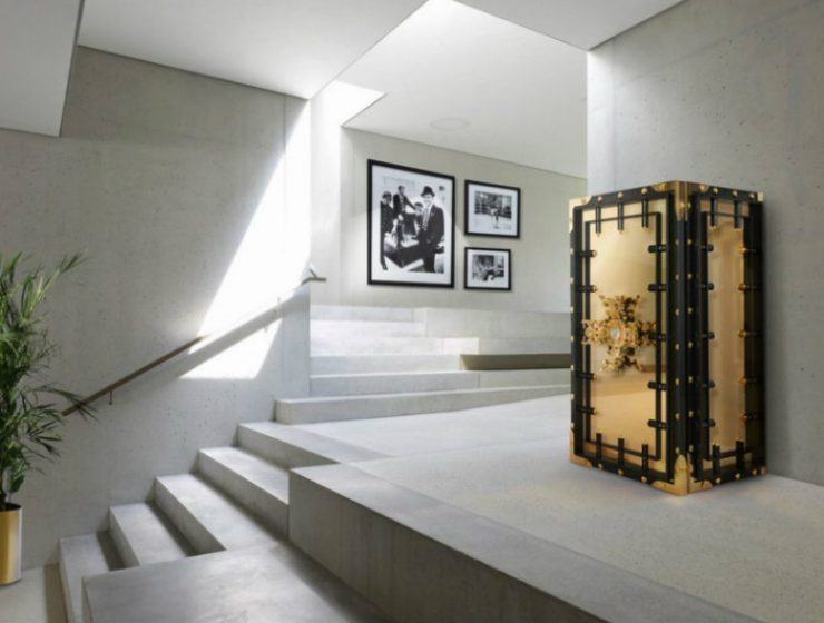 Luxury Home Safes to Decorate your Home Knox by Boca do Lobo (1)