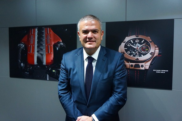 Ricardo Guadalupe from Hublot about Watchmaking and Marketing