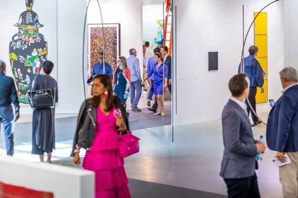 Art Basel 2018 Art Basel 2018: Big Sales, Best Galleries, Art Everywhere Best Exhibitions at Design Miami Basel 2018 2