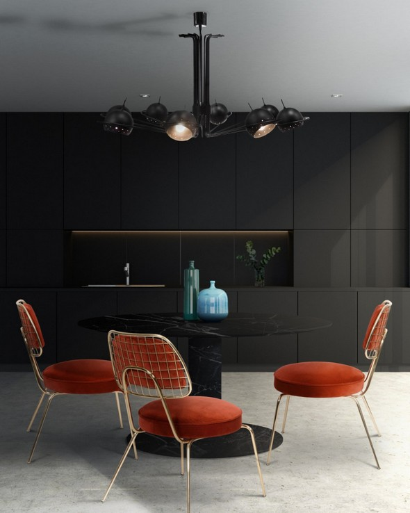 Limited Edition Furniture for an Exclusive Dining Room Design (1) dining room design Limited Edition Furniture for an Exclusive Dining Room Design Limited Edition Furniture for an Exclusive Dining Room Design 1