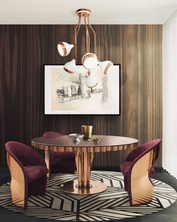 Limited Edition Furniture for an Exclusive Dining Room Design (1) dining room design Limited Edition Furniture for an Exclusive Dining Room Design Limited Edition Furniture for an Exclusive Dining Room Design 4