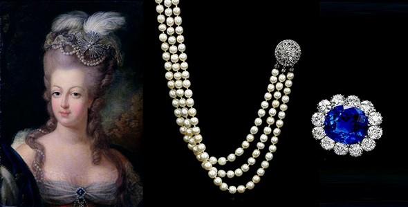 Marie-Antoinette's Jewels Exclusive Jewelry Marie-Antoinette's Jewels in Auction Exclusive Jewelry Marie Antoinettes Jewels in Auction 2