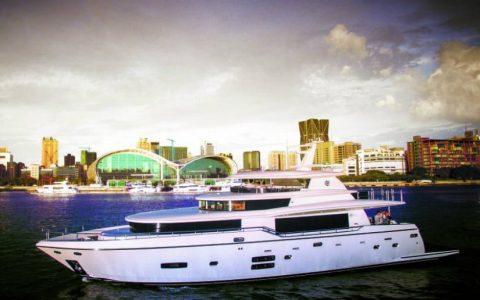 Johnson Yachts Johnson Yachts launches 93-Foot Superyacht to Celebrate 30 Years Johnson Yachts launches 93 Foot Superyacht to Celebrate 30 Years 480x300
