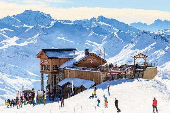 Luxurious Ski Resort Most Luxurious Ski Resorts in Europe Most Luxurious Ski Resorts in Europe 1