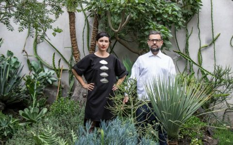 Design Miami Pedro Reyes and Carla Fernández Win 2018 Design Miami/ Visionary Award Pedro Reyes and Carla Fern  ndez Win 2018 Design Miami Visionary Award 480x300