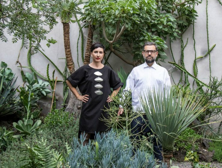 Design Miami Pedro Reyes and Carla Fernández Win 2018 Design Miami/ Visionary Award Pedro Reyes and Carla Fern  ndez Win 2018 Design Miami Visionary Award 740x560